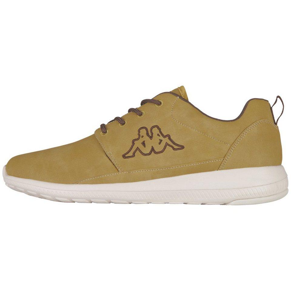KAPPA Sneaker »SPEED II PREMIUM« in beige/offwhite