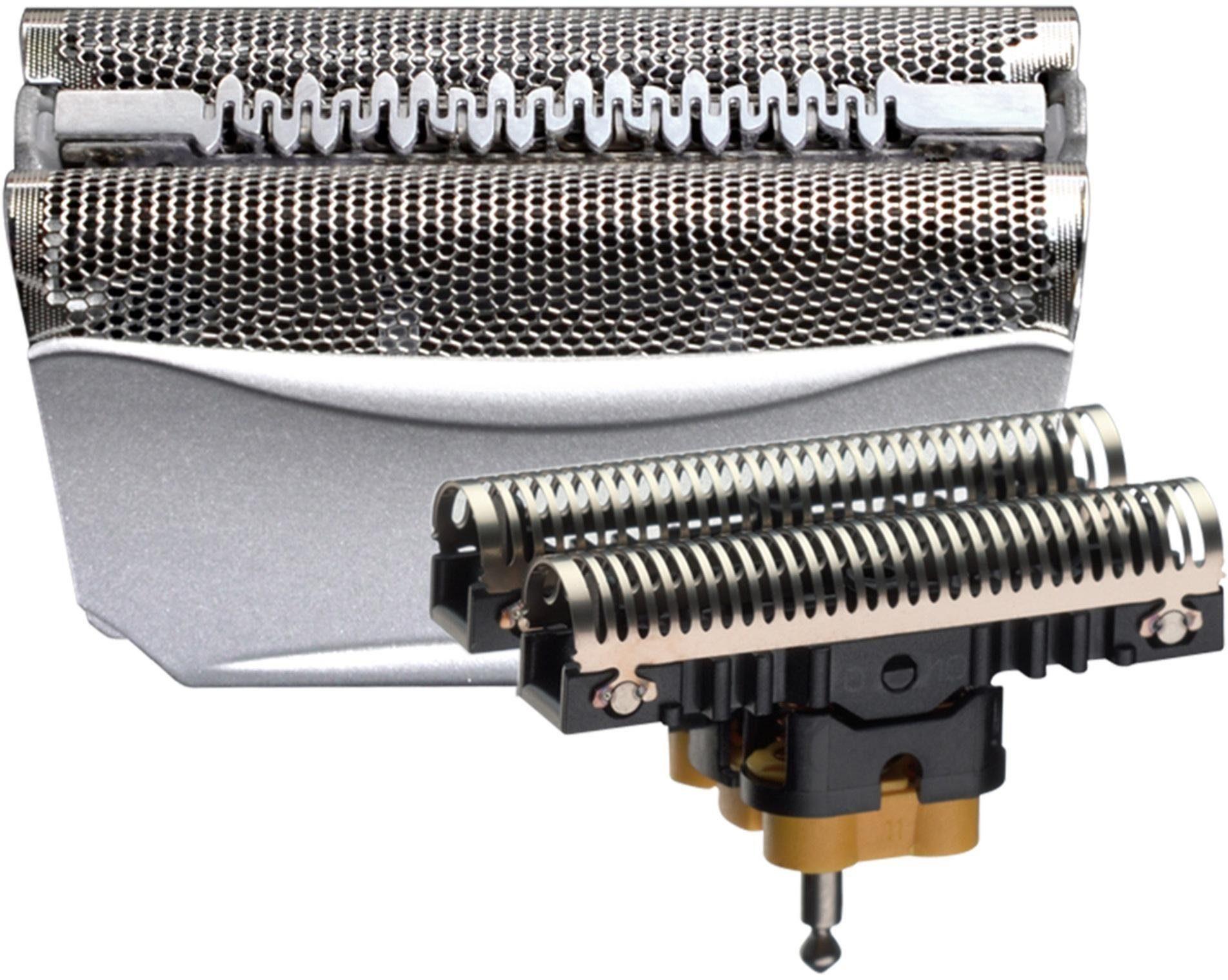 Scherfolie Scherteil 51S passend zu Braun Rasierern Waterflex Activator Complete