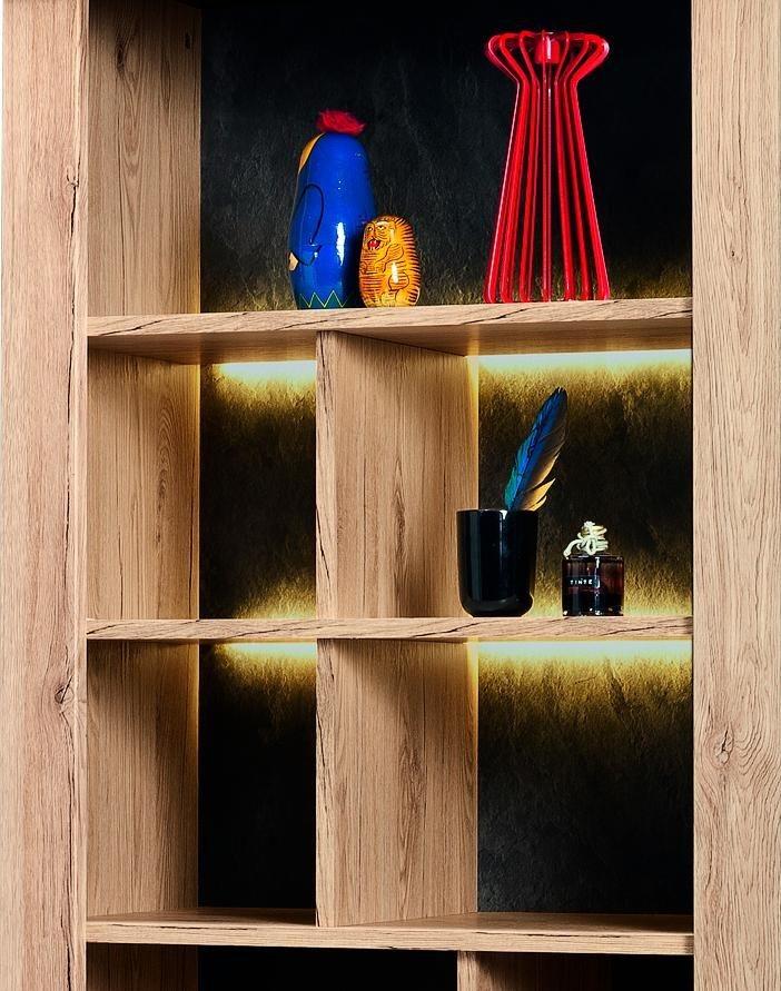 LED-Holzbodenbeleuchtung »york« 4er-Set, für den Typ 07 in weiß