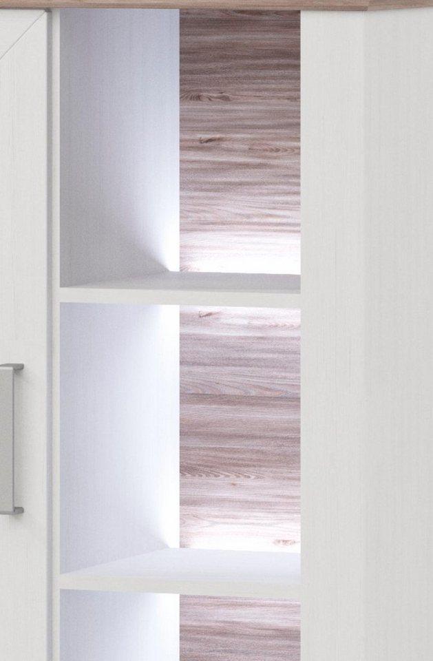 LED-Powerspot Holzbodenbeleuchtung 3er-Set »york«, für die Typen 5,6,13 und 14 in weiß