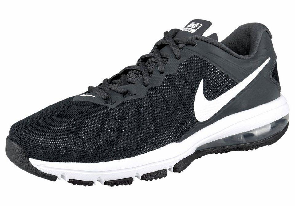 Nike »Air Max Full Ride« Trainingsschuh in schwarz-weiß