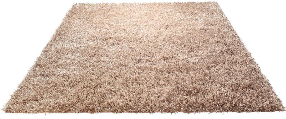 Hochflor-Teppich »Cool Glamour 1«, , rechteckig, Höhe 50 mm
