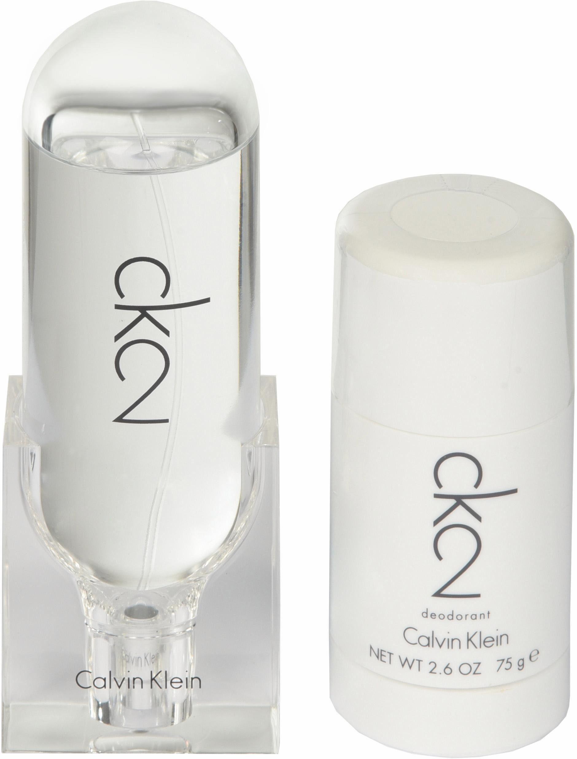 Calvin Klein, »ck2«, Duftset (2-tlg.)