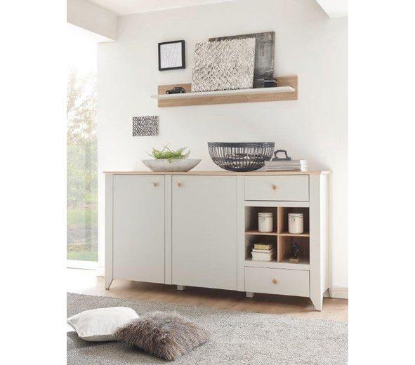 Home affaire Sideboard »Landy«, Breite 187 cm