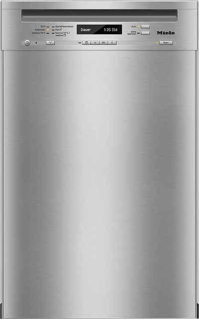 Miele Unterbaugeschirrspüler, G4820SCU, 8,7 l, 9 Maßgedecke, 45 cm breit