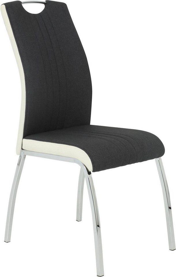 INOSIGN Stühle (2 Stück) in grau