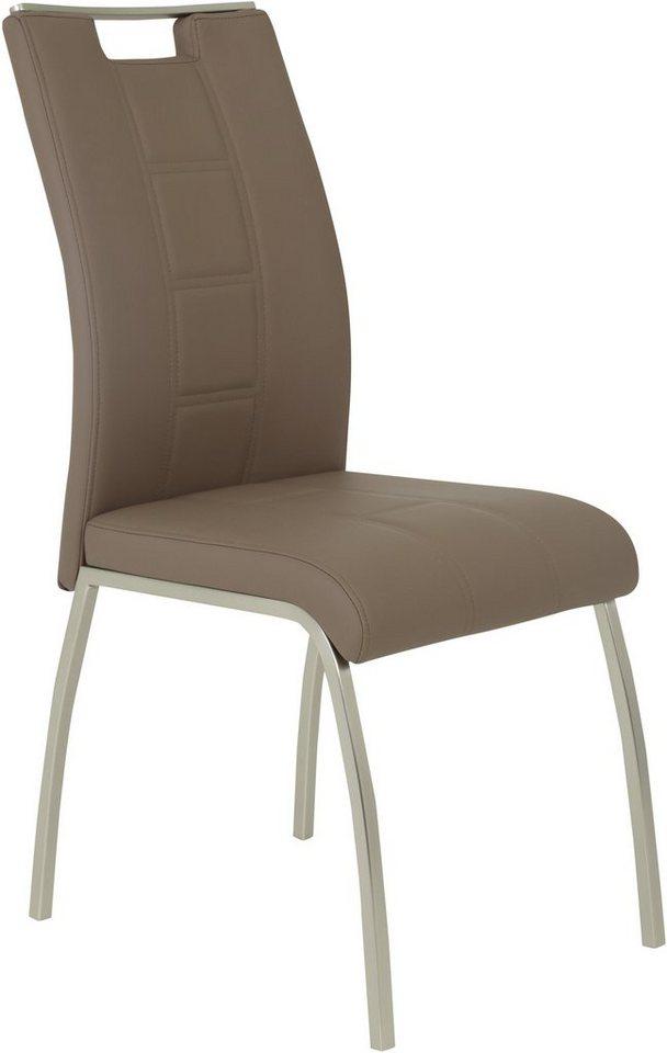 INOSIGN Stühle (2 Stück) in braun