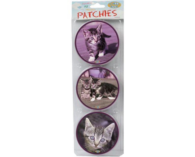 School Mood Zubehör für Schulranzen, »Patchy Katze«