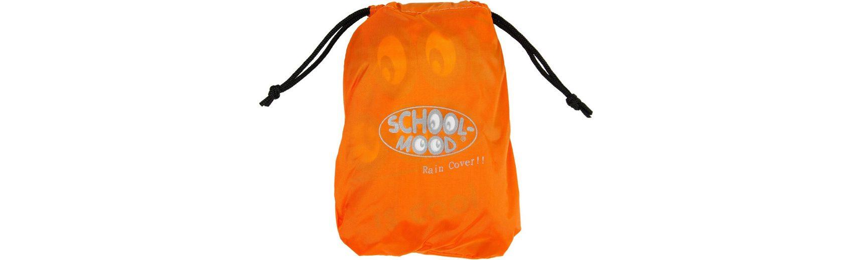 School Mood Regencape für Schulranzen, »Regenhaube«
