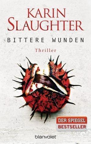 Broschiertes Buch »Bittere Wunden / Georgia Bd.4«