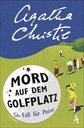 Broschiertes Buch »Mord auf dem Golfplatz / Ein Fall für Hercule...«