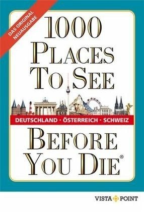 Broschiertes Buch »1000 Places To See Before You Die -...«