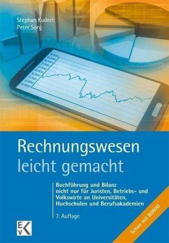 Broschiertes Buch »Rechnungswesen - leicht gemacht«