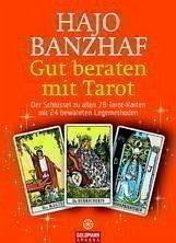 Gebundenes Buch »Gut beraten mit Tarot«