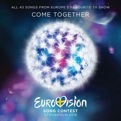 Audio CD »Various: Eurovision Song Contest-Stockholm 2016«