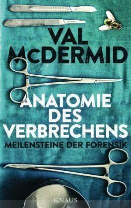 Broschiertes Buch »Anatomie des Verbrechens«