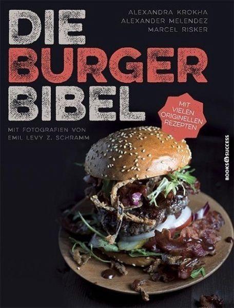 Gebundenes Buch »Die Burger-Bibel«