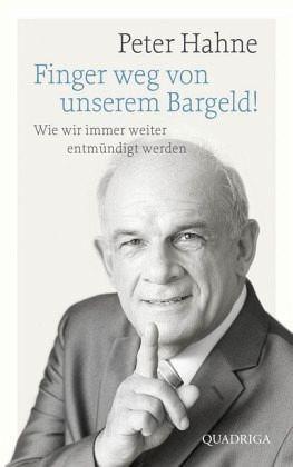 Gebundenes Buch »Finger weg von unserem Bargeld!«