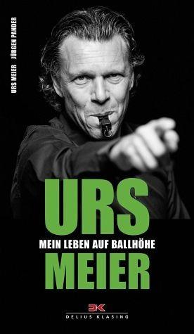 Gebundenes Buch »Urs Meier«