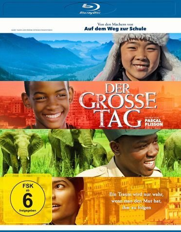 Blu-ray »Der große Tag«