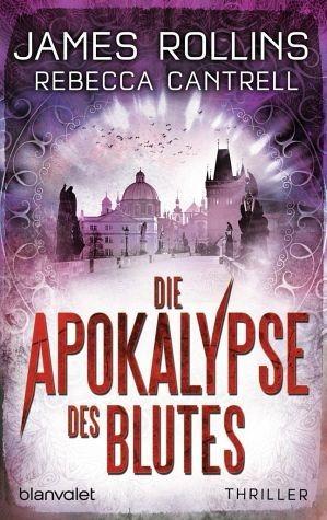 Broschiertes Buch »Die Apokalypse des Blutes / Erin Granger Bd.3«