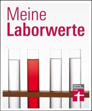 Broschiertes Buch »Meine Laborwerte«