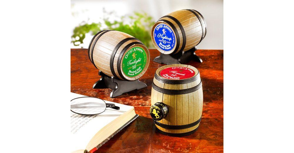 Schrader Whisky-Miniatur-Set 3 x 0.05 l
