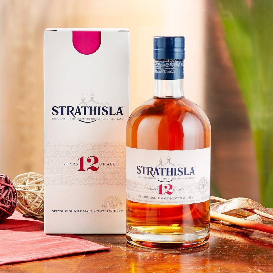Schrader Whisky Strathisla 12 Jahre 1 l