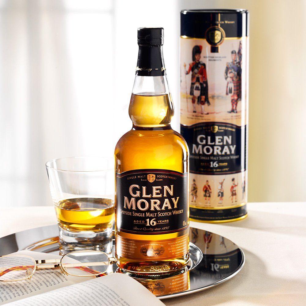Schrader Whisky Glen Moray 16 Jahre 0.7 l