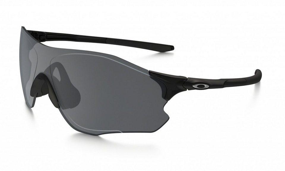 Oakley Radsportbrille »Evzero Path« in schwarz