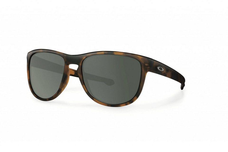 Oakley Radsportbrille »Sliver R« in braun