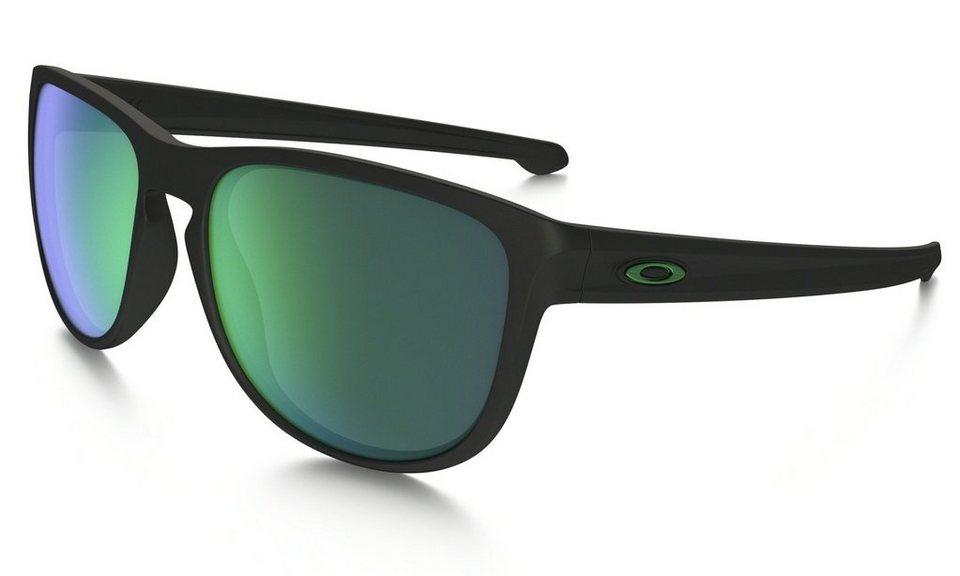 Oakley Radsportbrille »Sliver R« in schwarz
