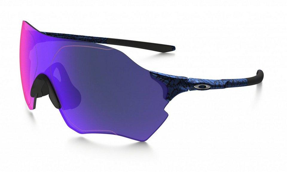 Oakley Radsportbrille »Evzero Range« in blau