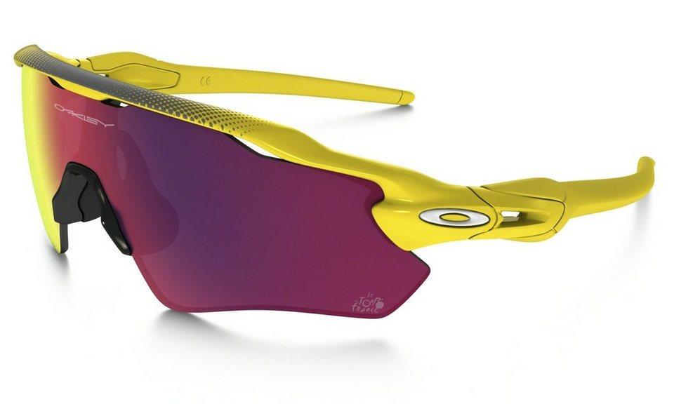 Oakley Radsportbrille »Radar EV Path« in gelb