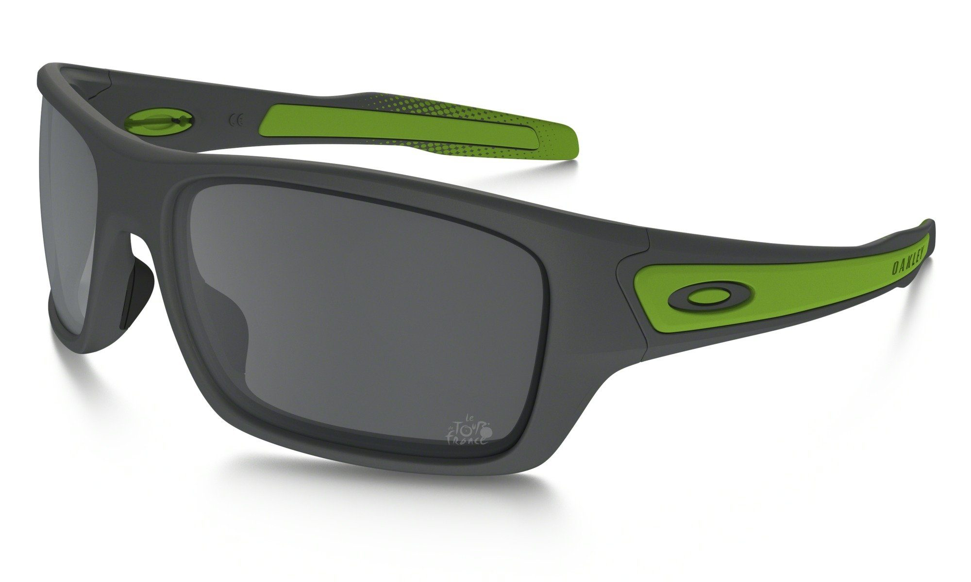 Oakley Radsportbrille »Turbine«