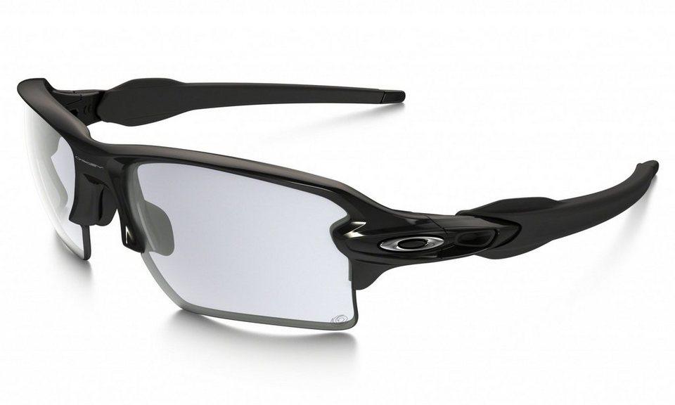 Oakley Radsportbrille »Flak 2.0 XL« in schwarz
