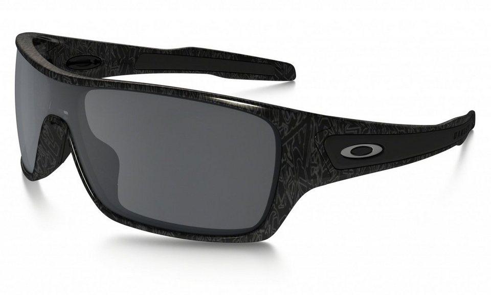 Oakley Radsportbrille »Turbine Rotor« in schwarz