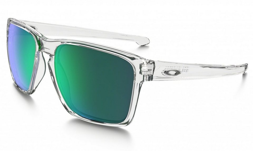 Oakley Radsportbrille »Sliver XL« in transparent