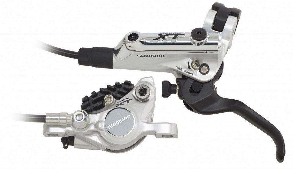 Shimano Scheibenbremse »Deore XT BR-M785 Scheibenbremse Vorderrad Ice-Tech«