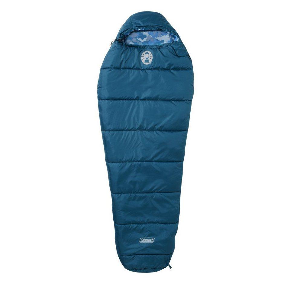 COLEMAN Schlafsack »Frisco Mummy Sleeping Bag« in blau