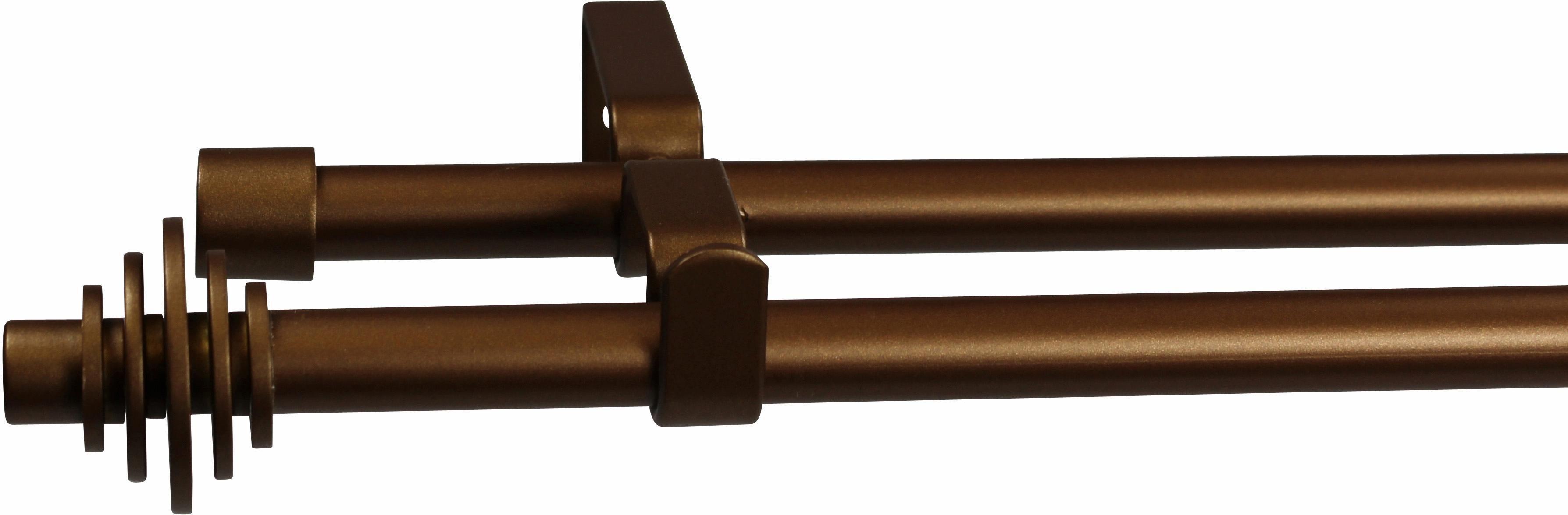 Gardinenstange 16 mm Disc, ohne Ringe, nach Maß   Heimtextilien > Gardinen und Vorhänge > Gardinenstangen   GARESA