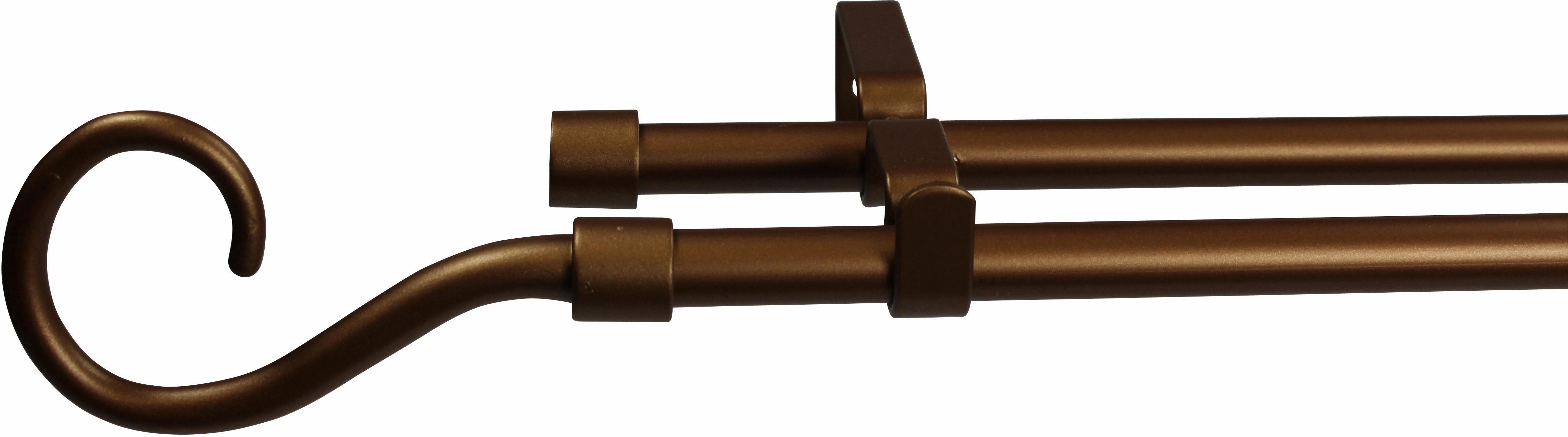 Gardinenstange 16 mm Krokur, ohne Ringe, nach Maß | Heimtextilien > Gardinen und Vorhänge > Gardinenstangen | GARESA