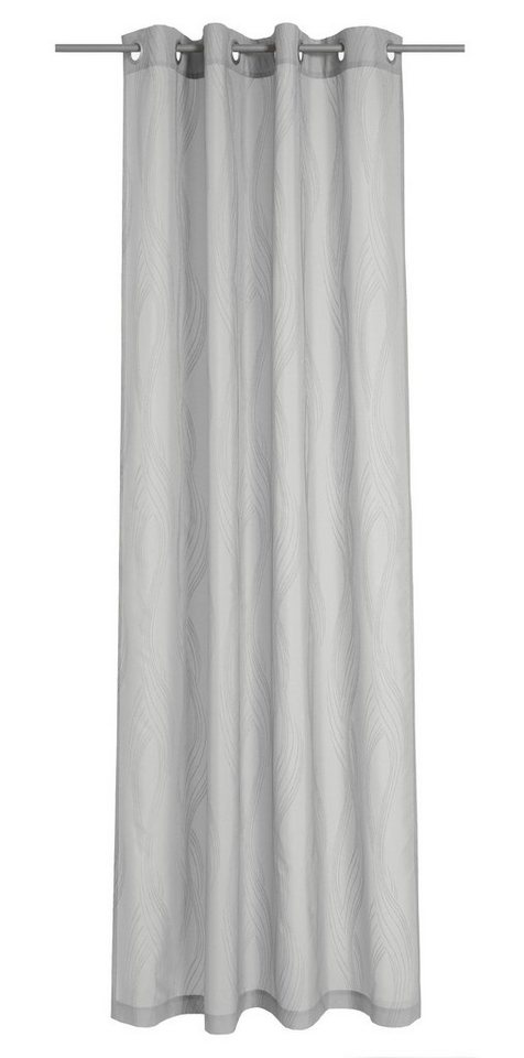 Vorhang, deko trends, »Traviata« (1 Stück) in grau