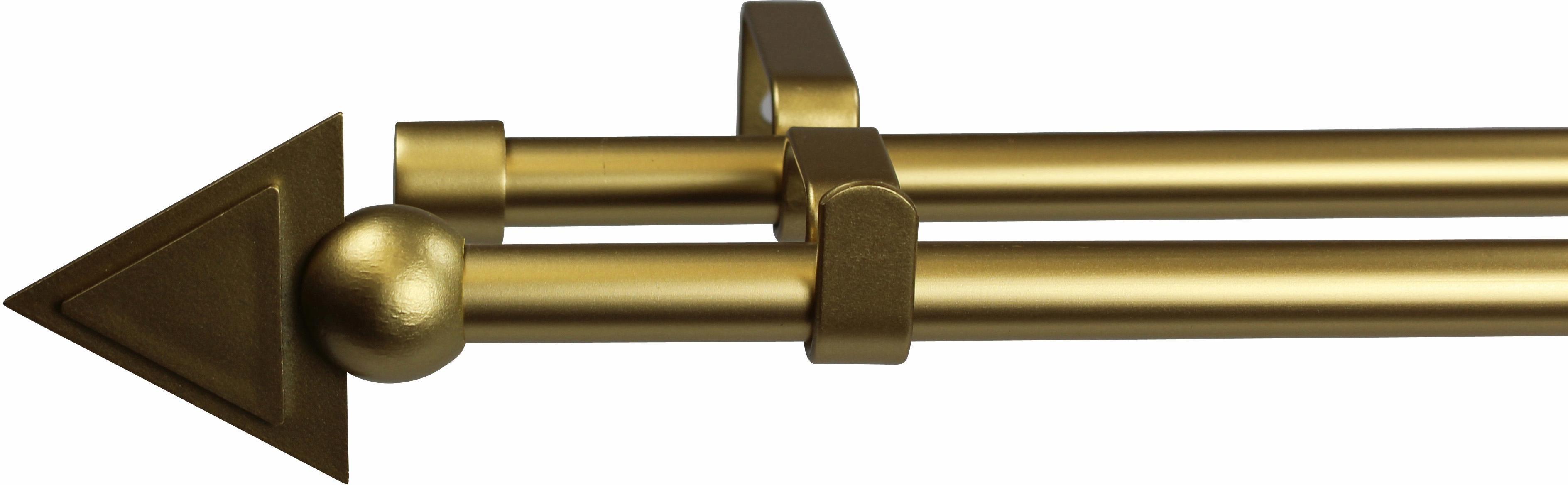 Gardinenstange 16 mm Pyra, ohne Ringe, nach Maß | Heimtextilien > Gardinen und Vorhänge > Gardinenstangen | GARESA