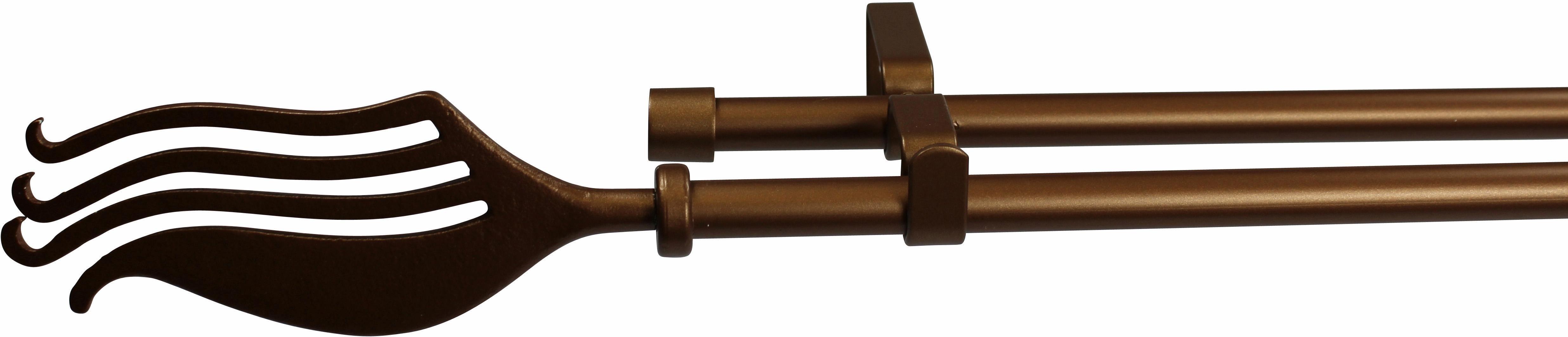 Gardinenstange 16 mm Cantus, ohne Ringe, nach Maß | Heimtextilien > Gardinen und Vorhänge > Gardinenstangen | GARESA