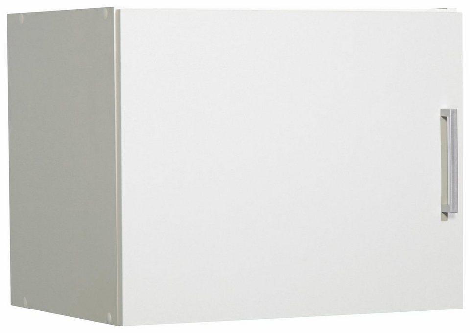 Aufsatz-/Hänger »Dom«, Breite 50 cm in weiß/weiß