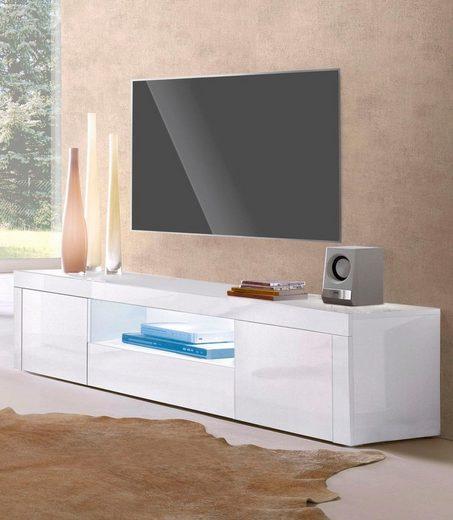 Borchardt Möbel Lowboard, Breite 166 oder 200 cm