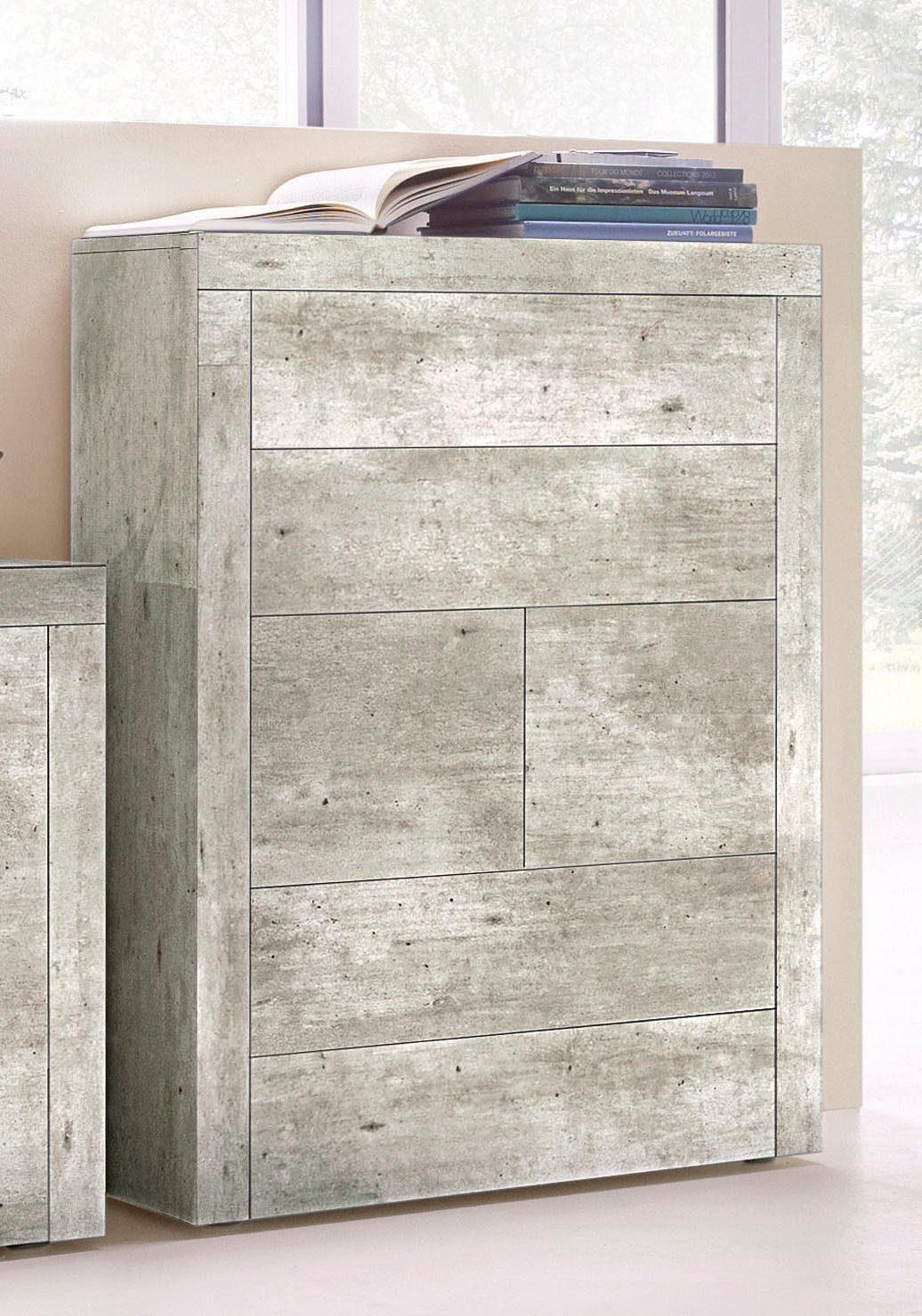 Highboard, Breite 76 cm