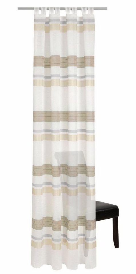 Vorhang, deko trends, »Mabella« (1 Stück) in wollweiss/beige