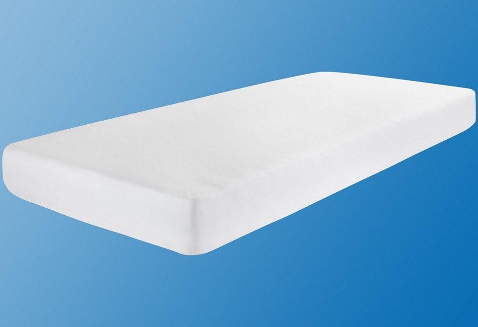 Matratzenspannbetttuch, »Dormisette Protect & Care wasserdichtes Spannbettlaken«, Dormisette